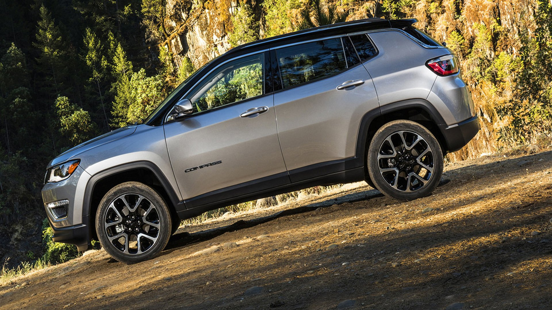 New 2019 Jeep Compass Exterior