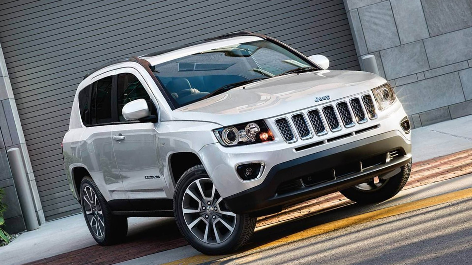 New 2019 Jeep Compass First Pictures