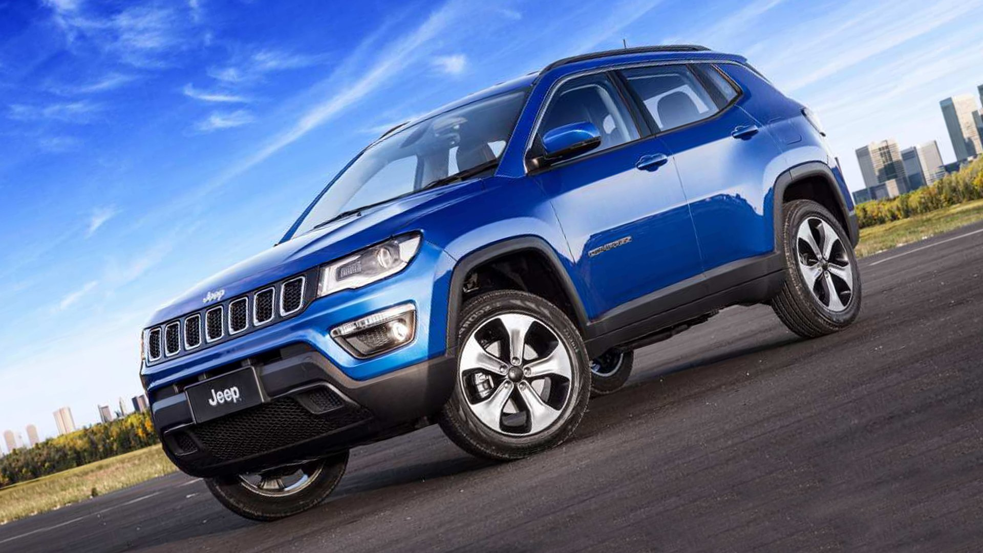 New 2019 Jeep Compass Price