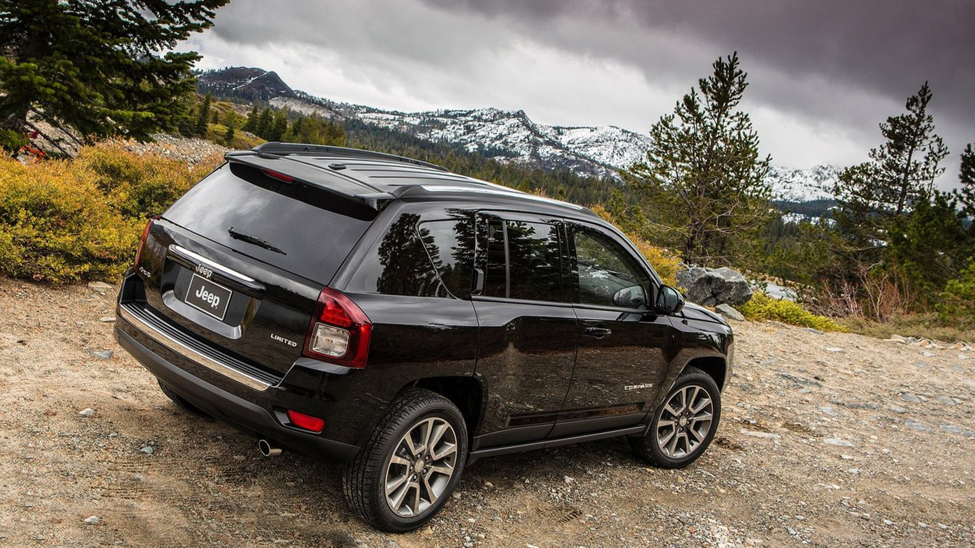 New 2019 Jeep Compass Redesign