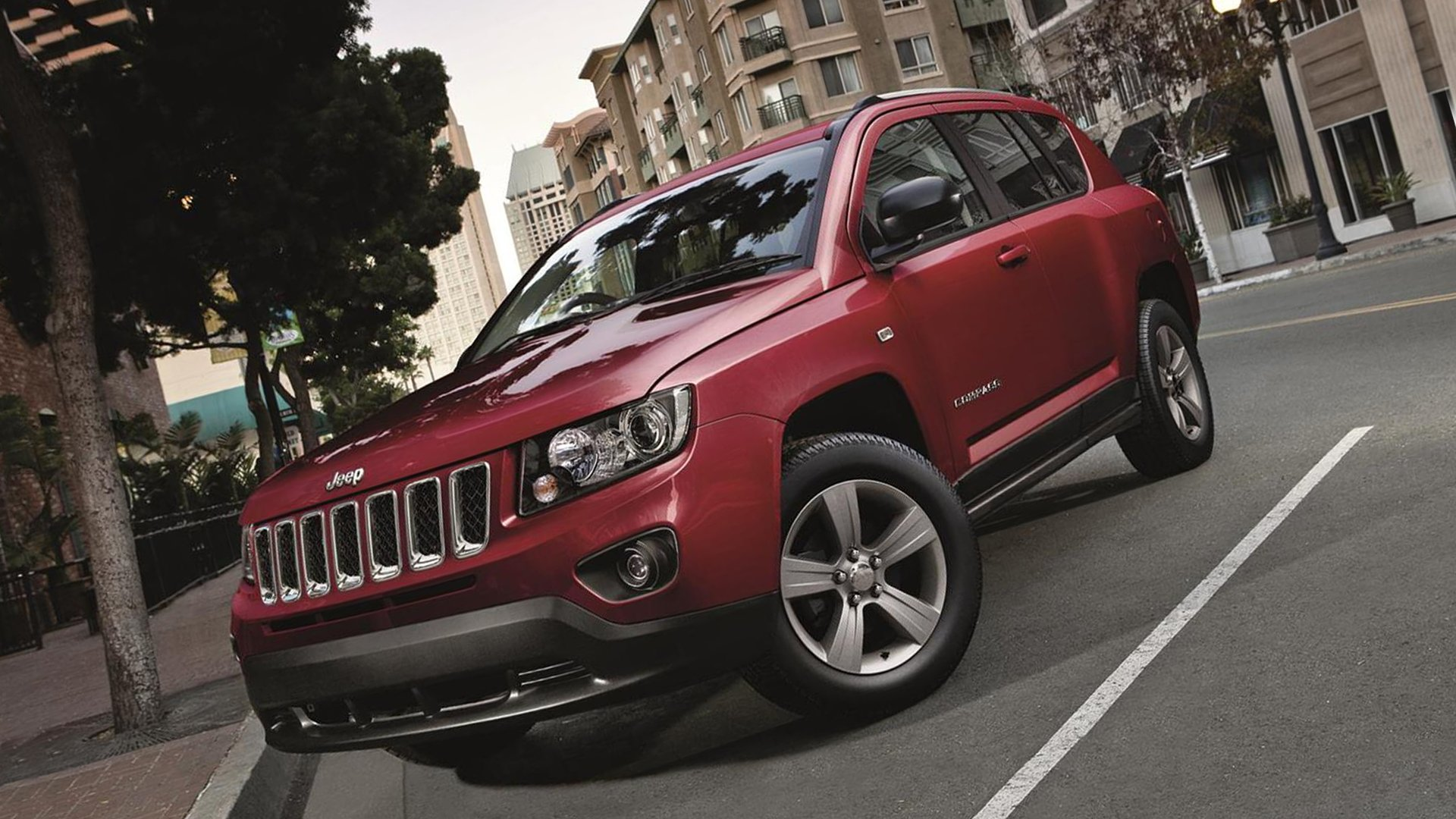 New 2019 Jeep Compass Specs Features
