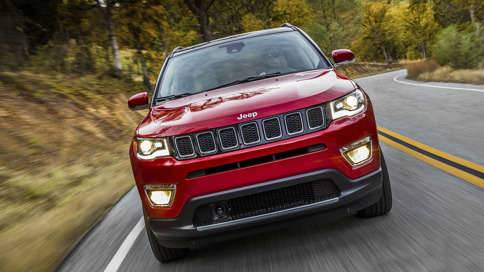 New 2019 Jeep Compass Wallpaper HD Desktop