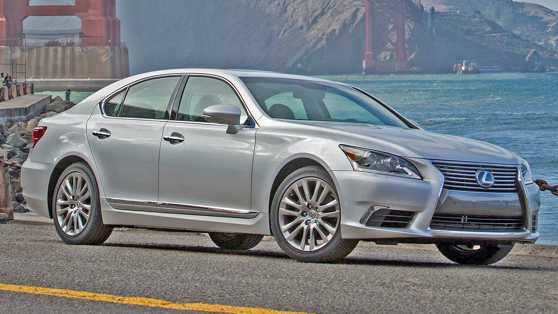 New 2019 Lexus LS 460 Price