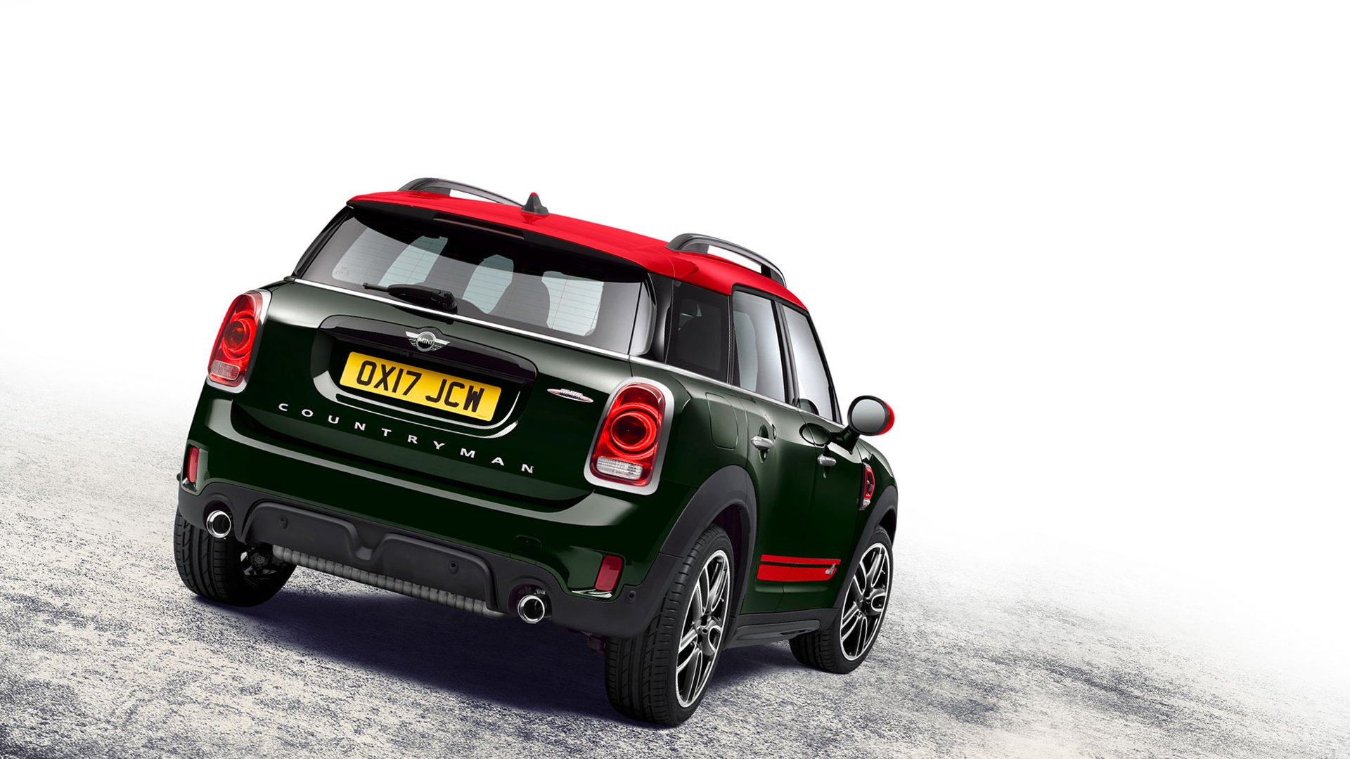 New 2019 MINI Countryman Exterior Changes