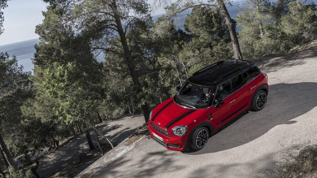 New 2019 MINI Countryman First Pictures