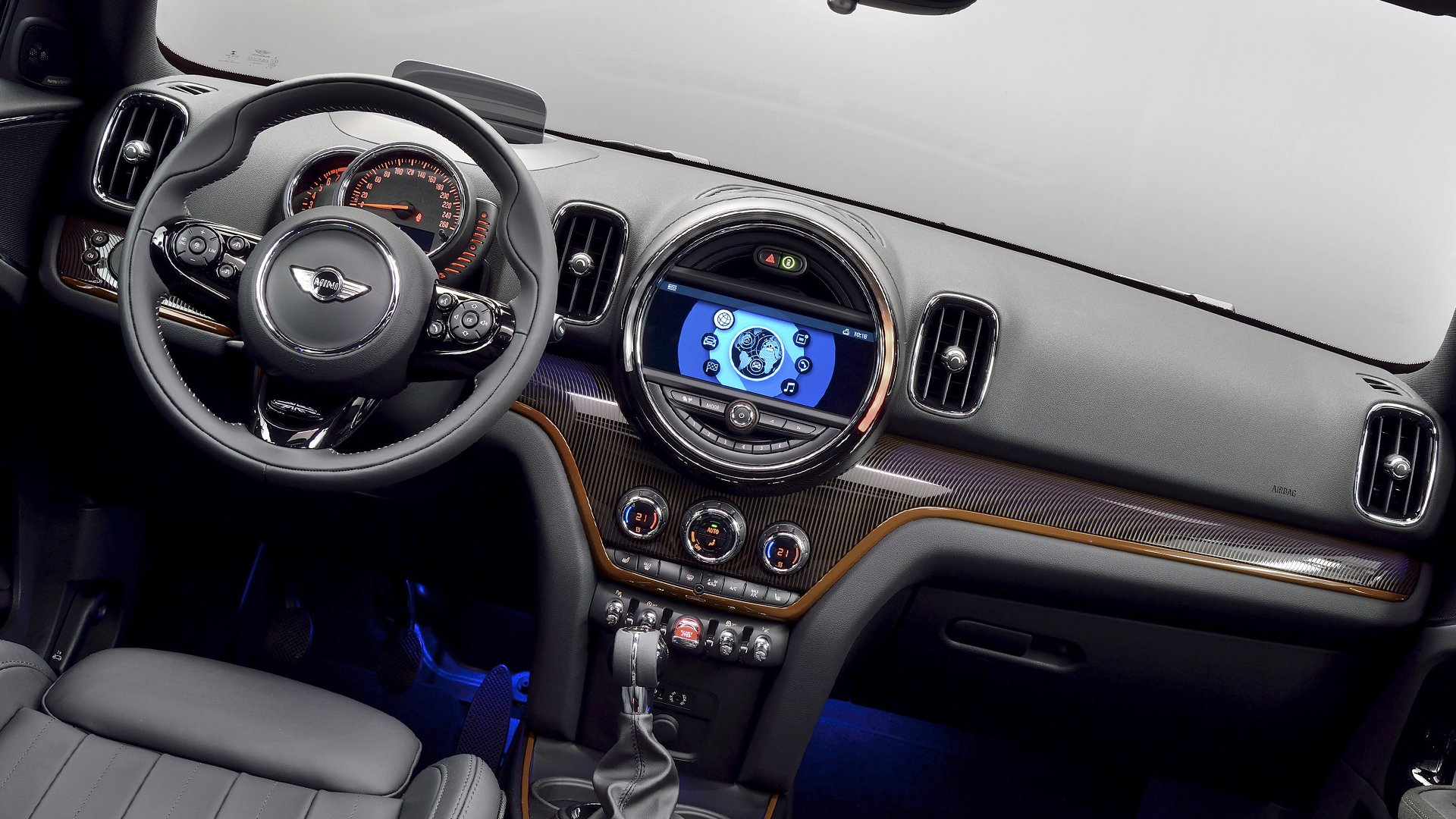 New 2019 MINI Countryman Interior Design
