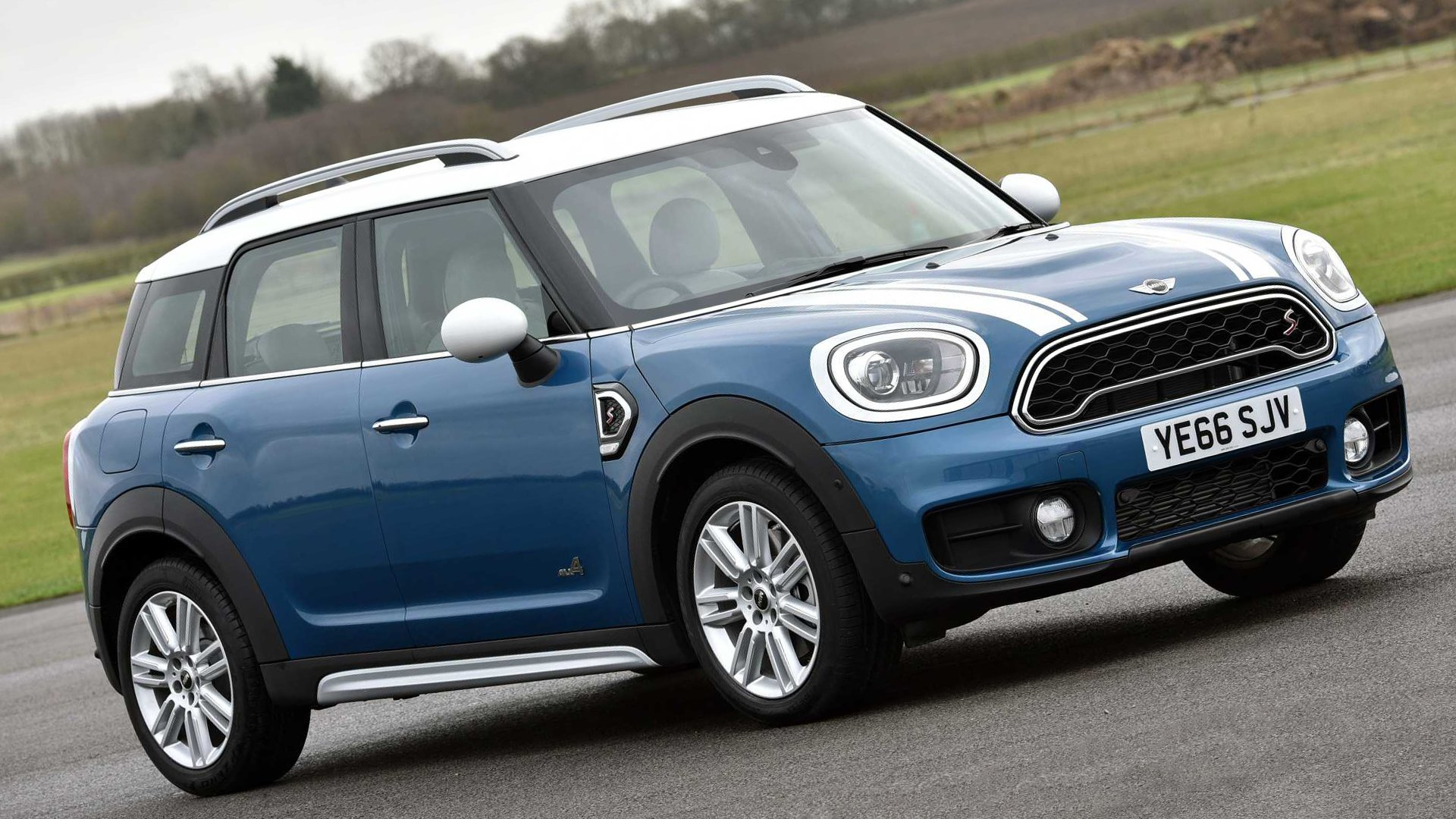 New 2019 MINI Countryman Release Date
