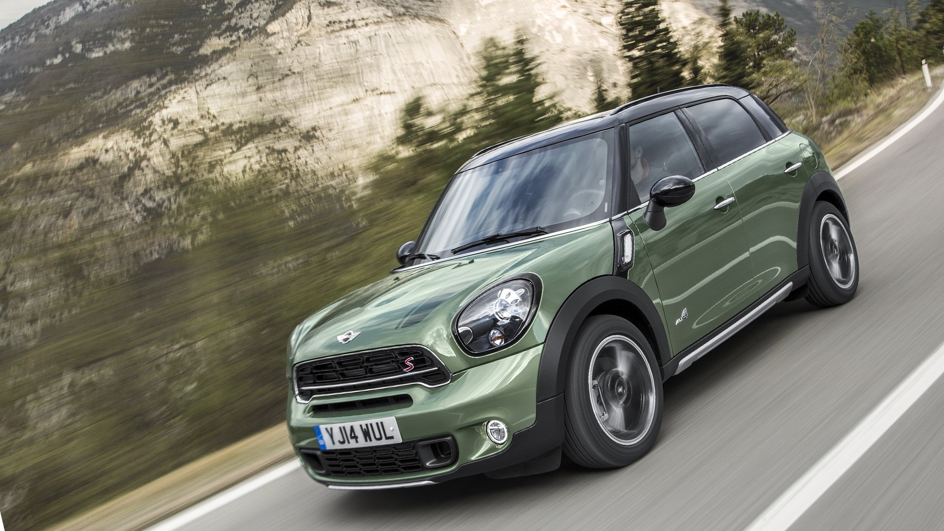 New 2019 MINI Countryman Test Drive On Road