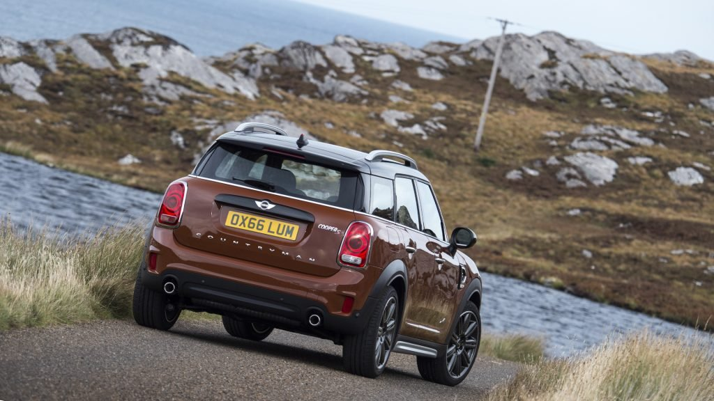 New 2019 MINI Countryman Wallpaper HD Desktop