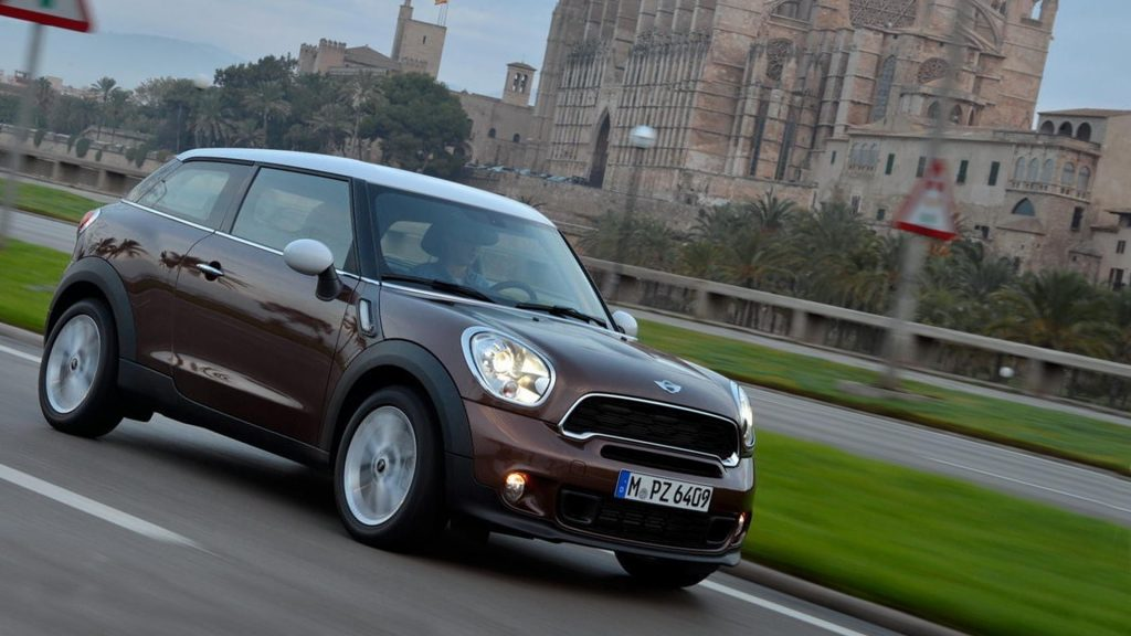 New 2019 MINI Paceman Review