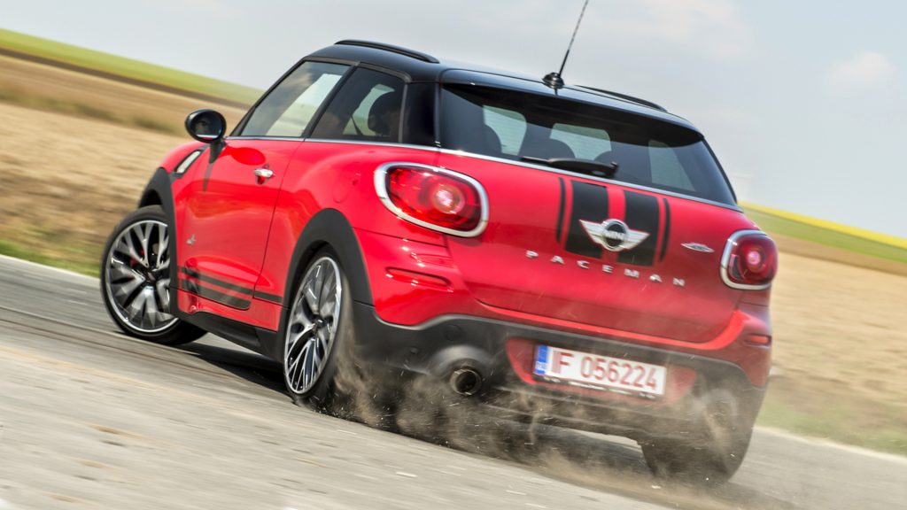 New 2019 MINI Paceman Specs Features