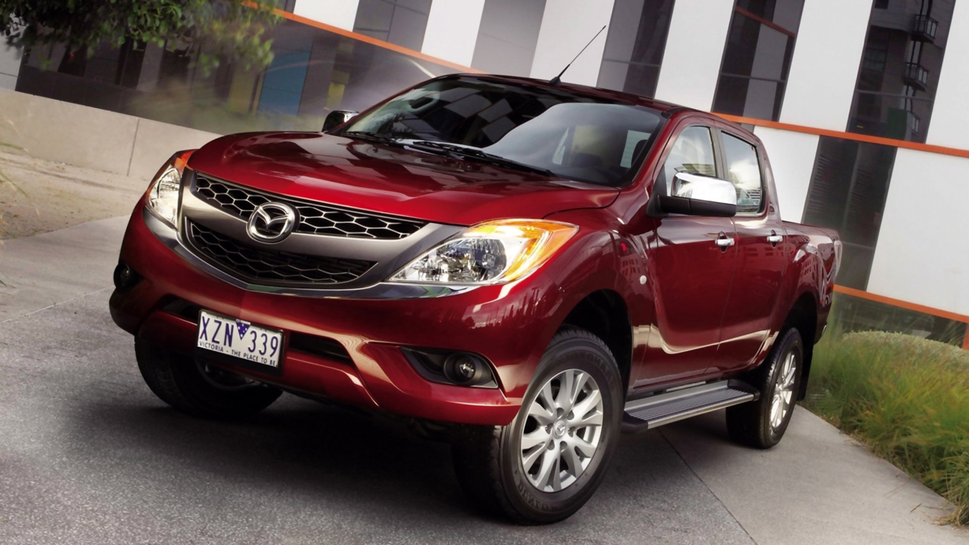 New 2019 Mazda BT 50 Exterior Changes