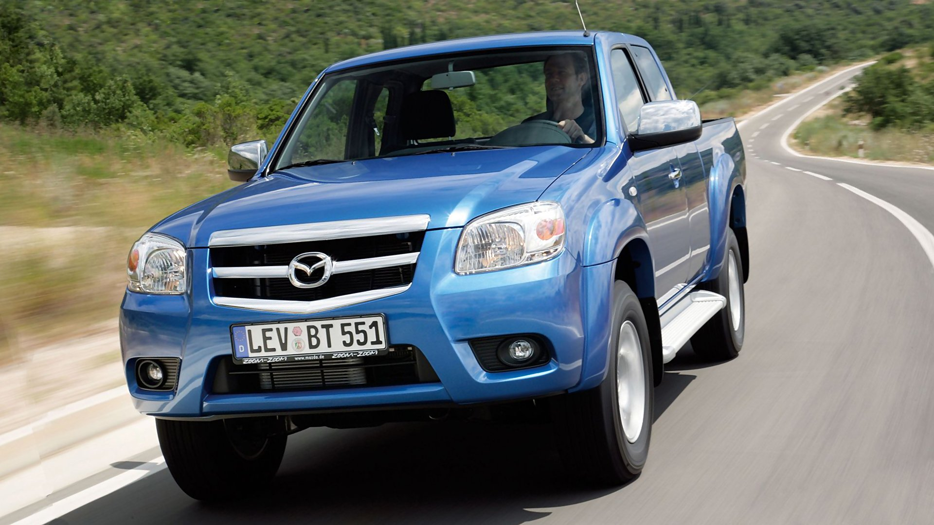 New 2019 Mazda BT 50 Specs Features