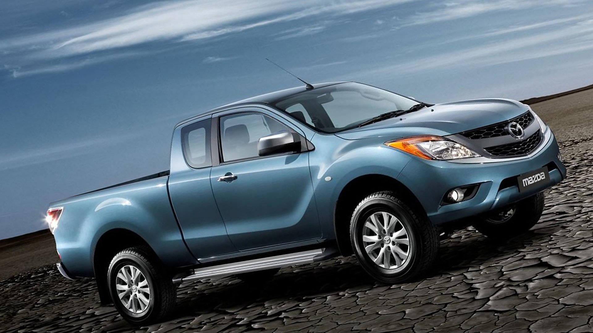 New 2019 Mazda BT 50 Wallpaper HD Desktop
