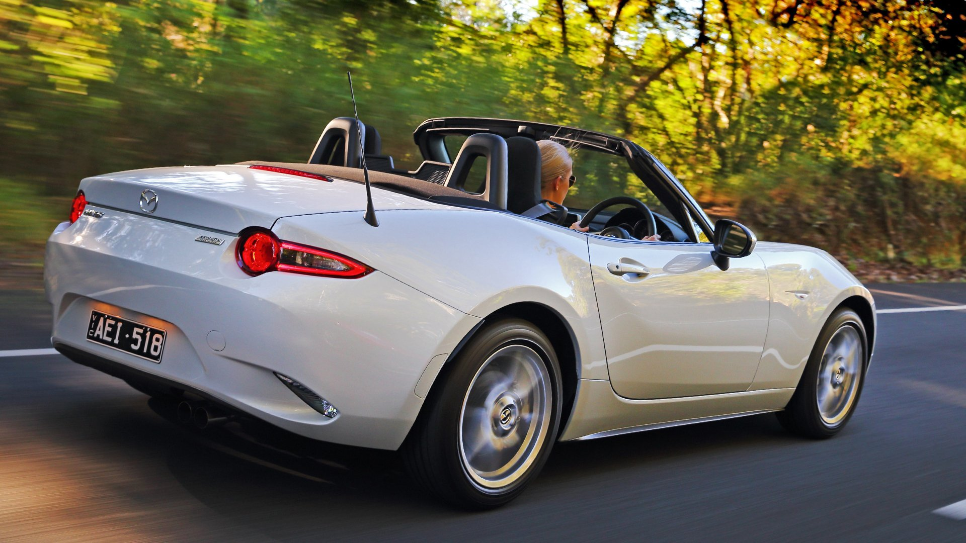 New 2019 Mazda MX 5 Exterior Changes
