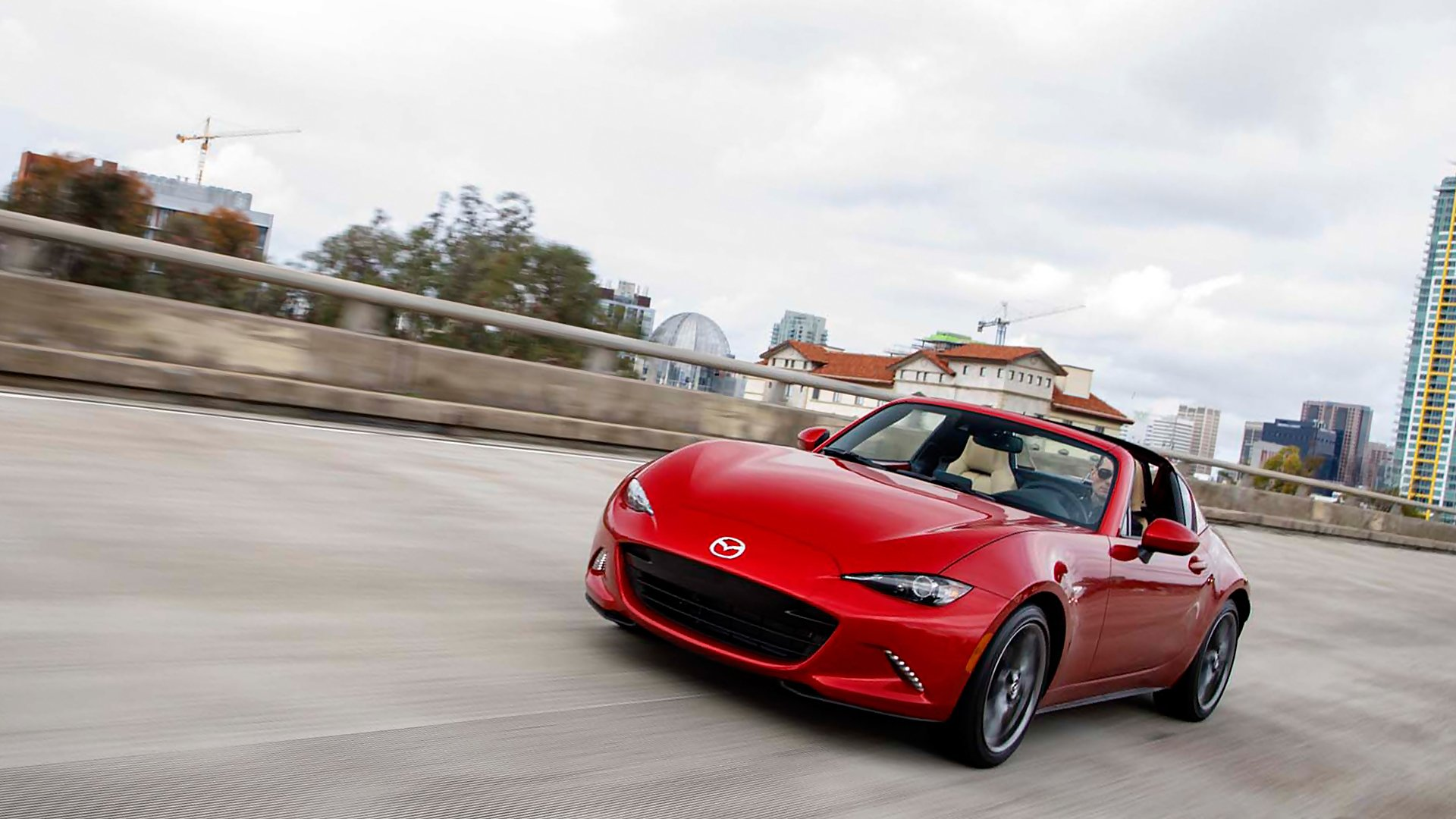 New 2019 Mazda MX 5 First Pictures