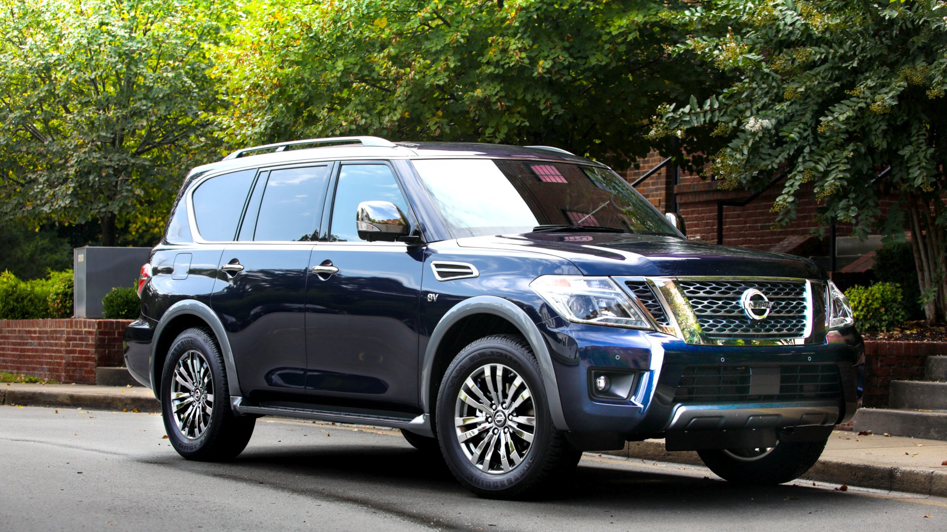 New 2019 Nissan Armada Review