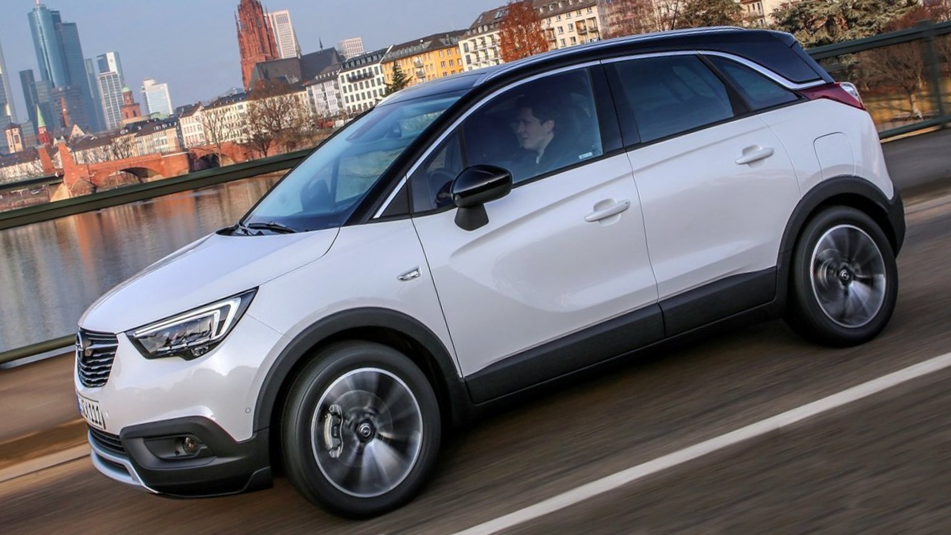 New 2019 Opel Crossland X Exterior Changes