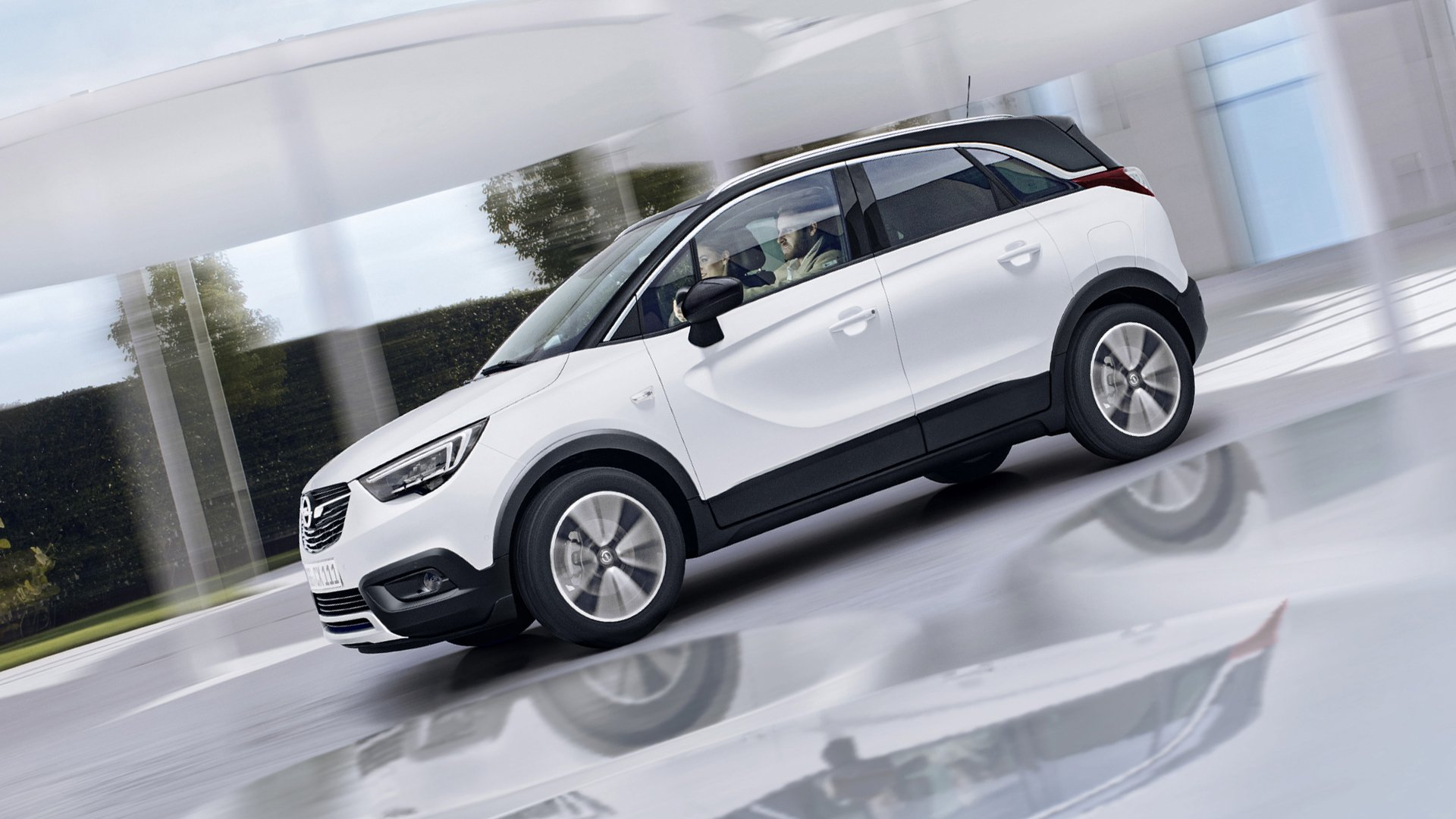 New 2019 Opel Crossland X Review