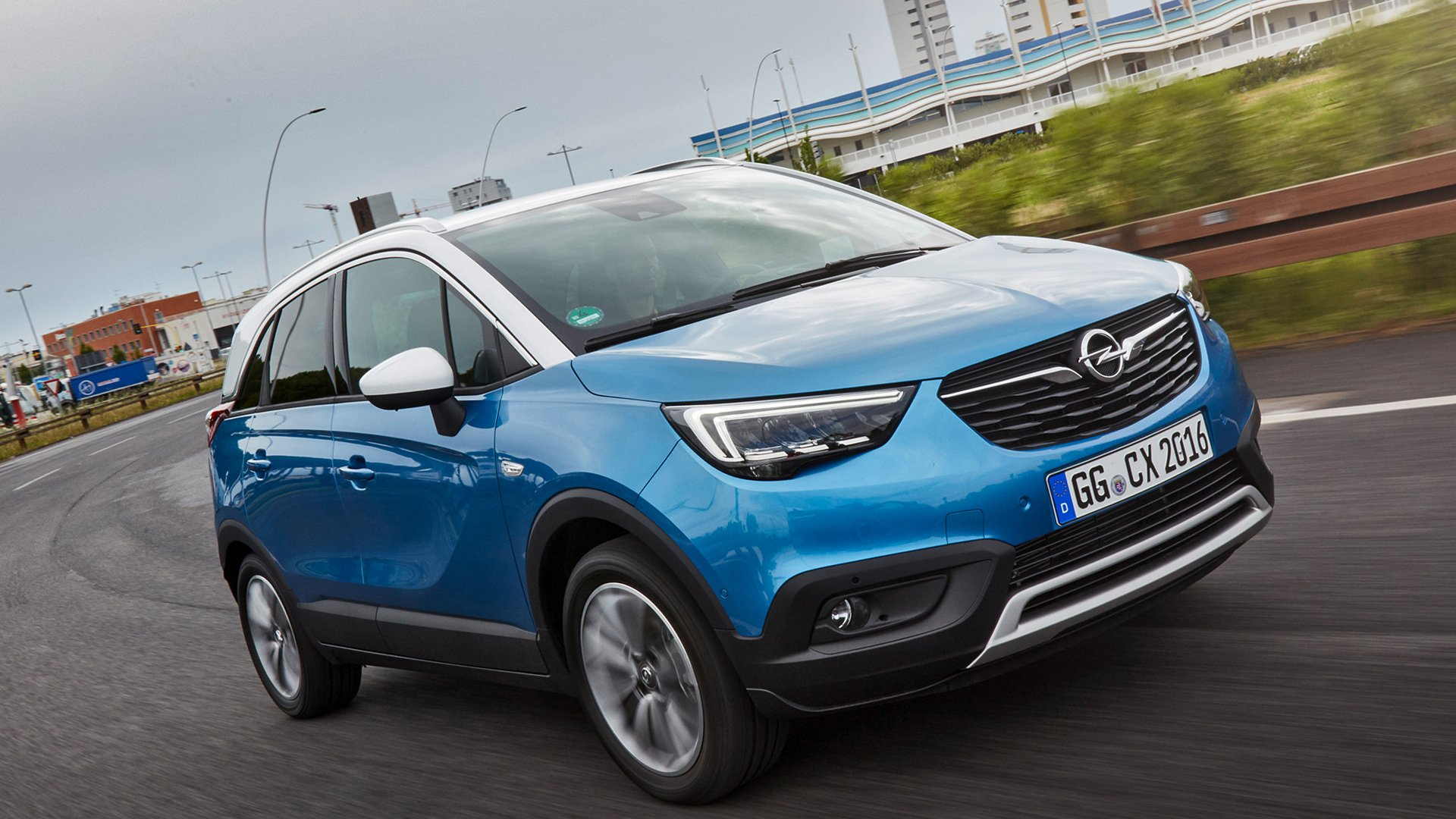 New 2019 Opel Crossland X Specs Features