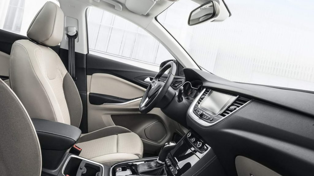 New 2019 Opel Grandland X Interior Design