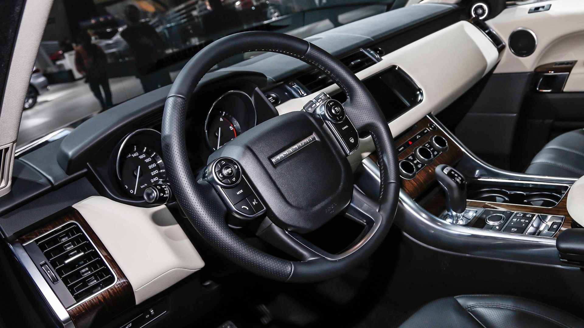 New 2019 Range Rover Sport Interior Design