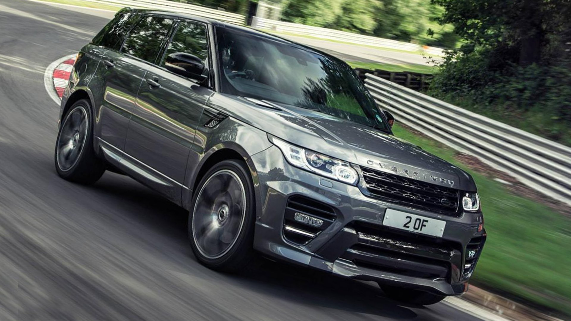 New 2019 Range Rover Sport Offroad