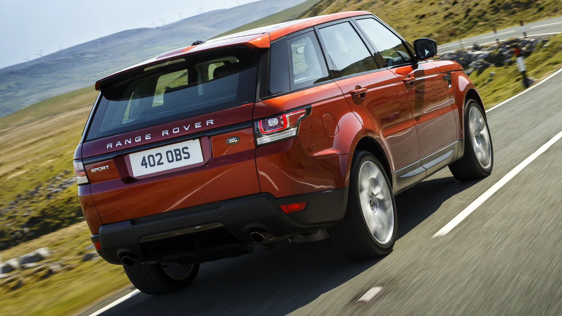 New 2019 Range Rover Sport Specs Features