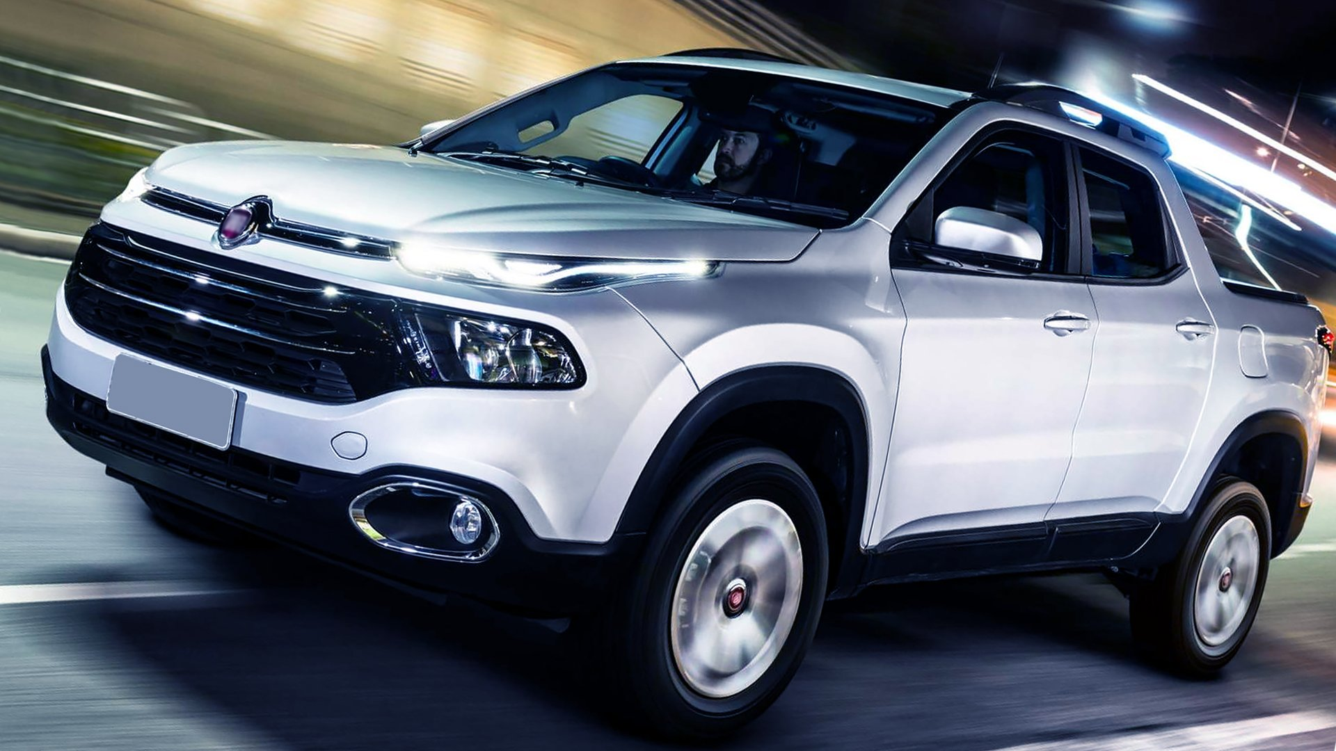 Changes Redesign Fiat Toro HD