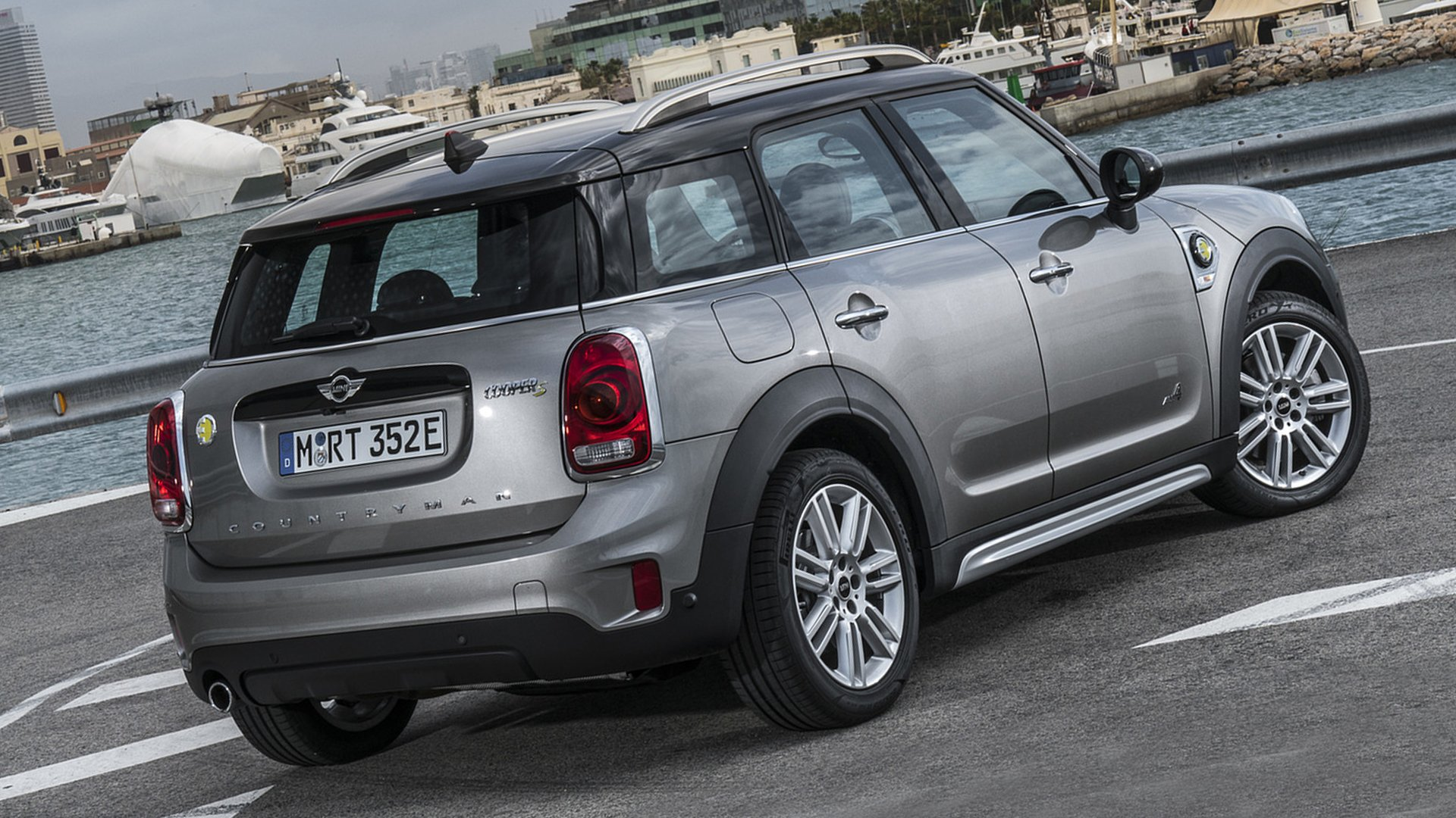 Changes Redesign New 2019 MINI Countryman HD