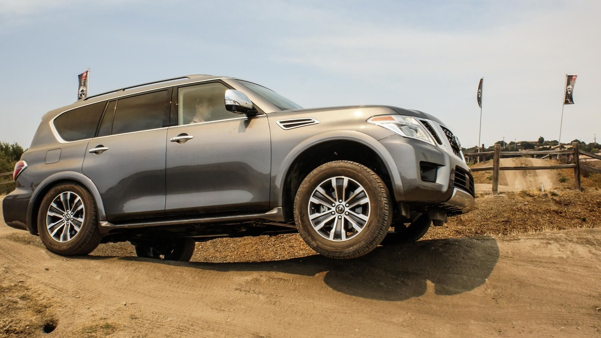 Changes Redesign New 2019 Nissan Armada HD