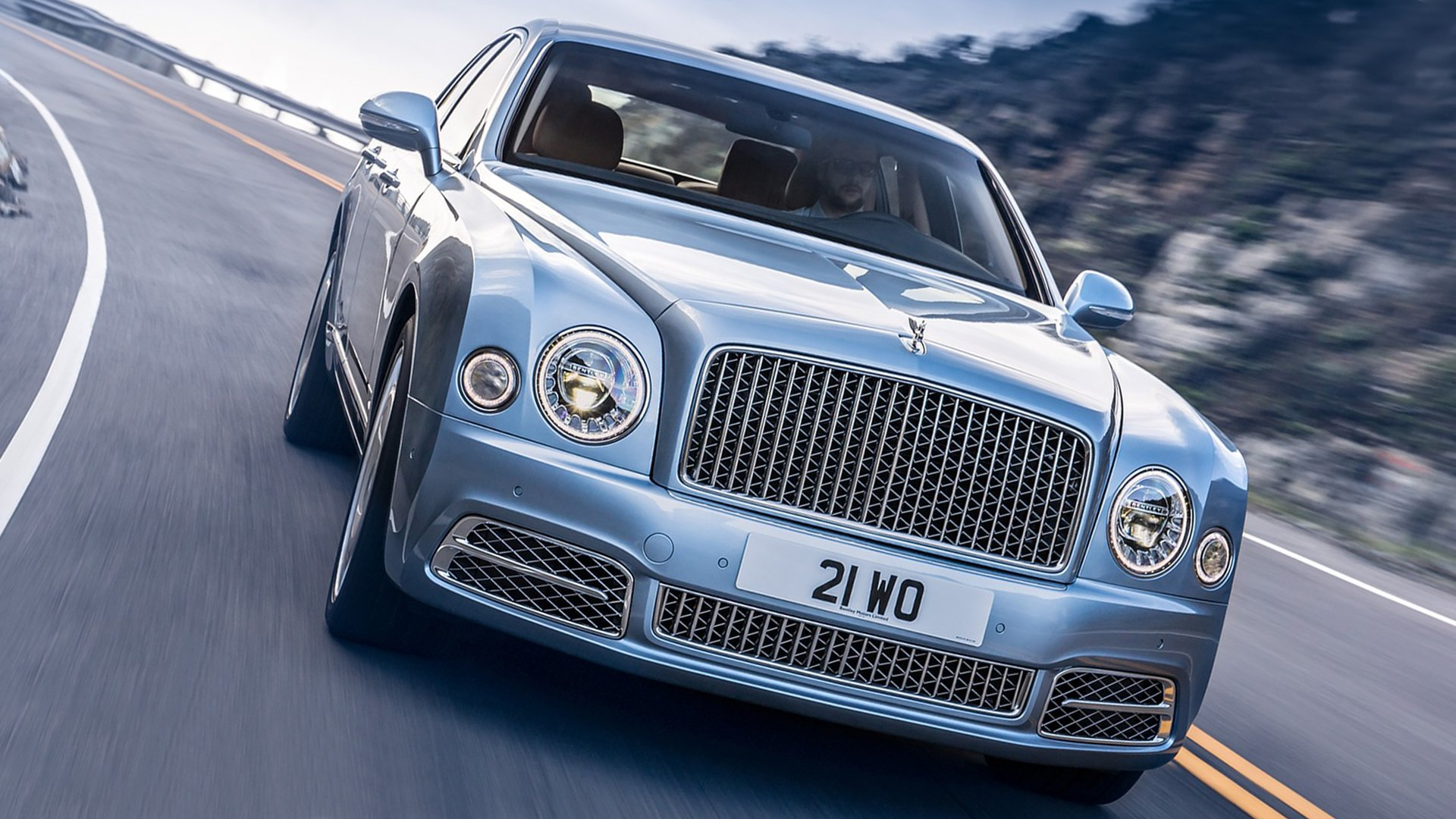 Concept 2019 Bentley Mulsanne Full HD