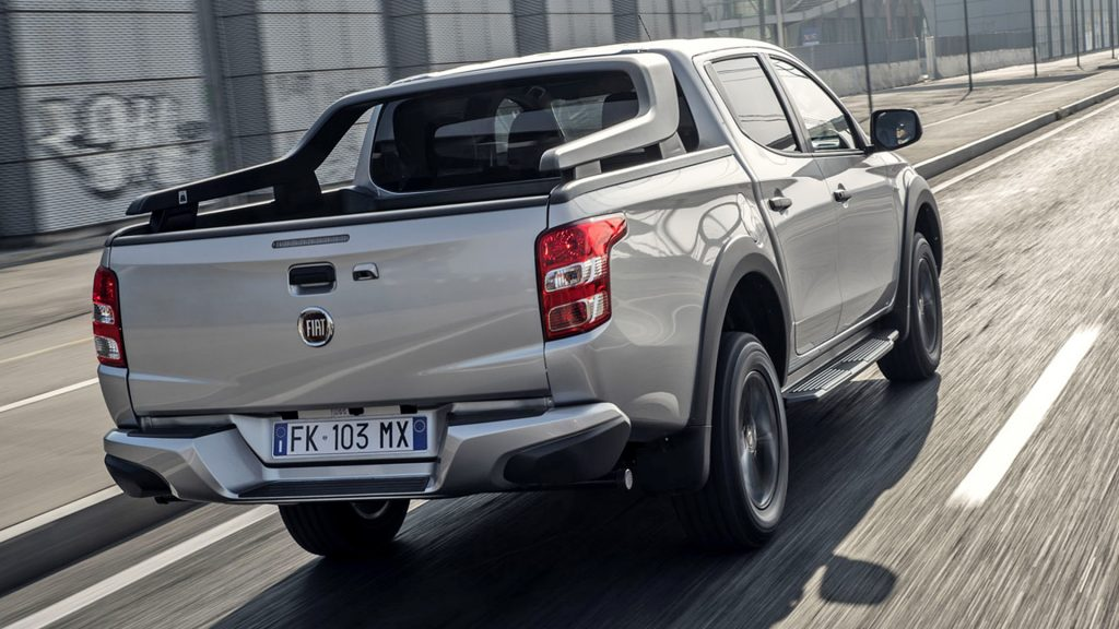 Exterior Redesign New 2019 Fiat Fullback HD
