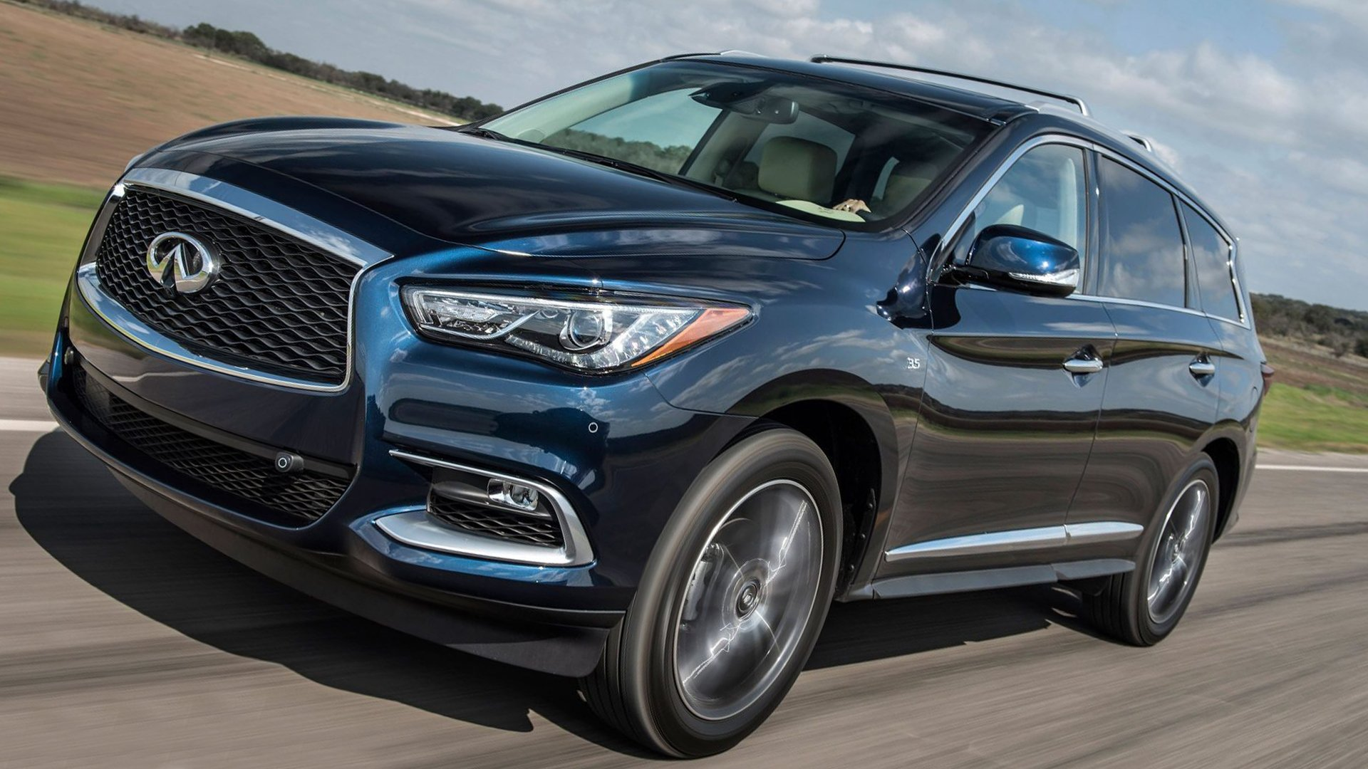 Infiniti QX60 First Photos HD