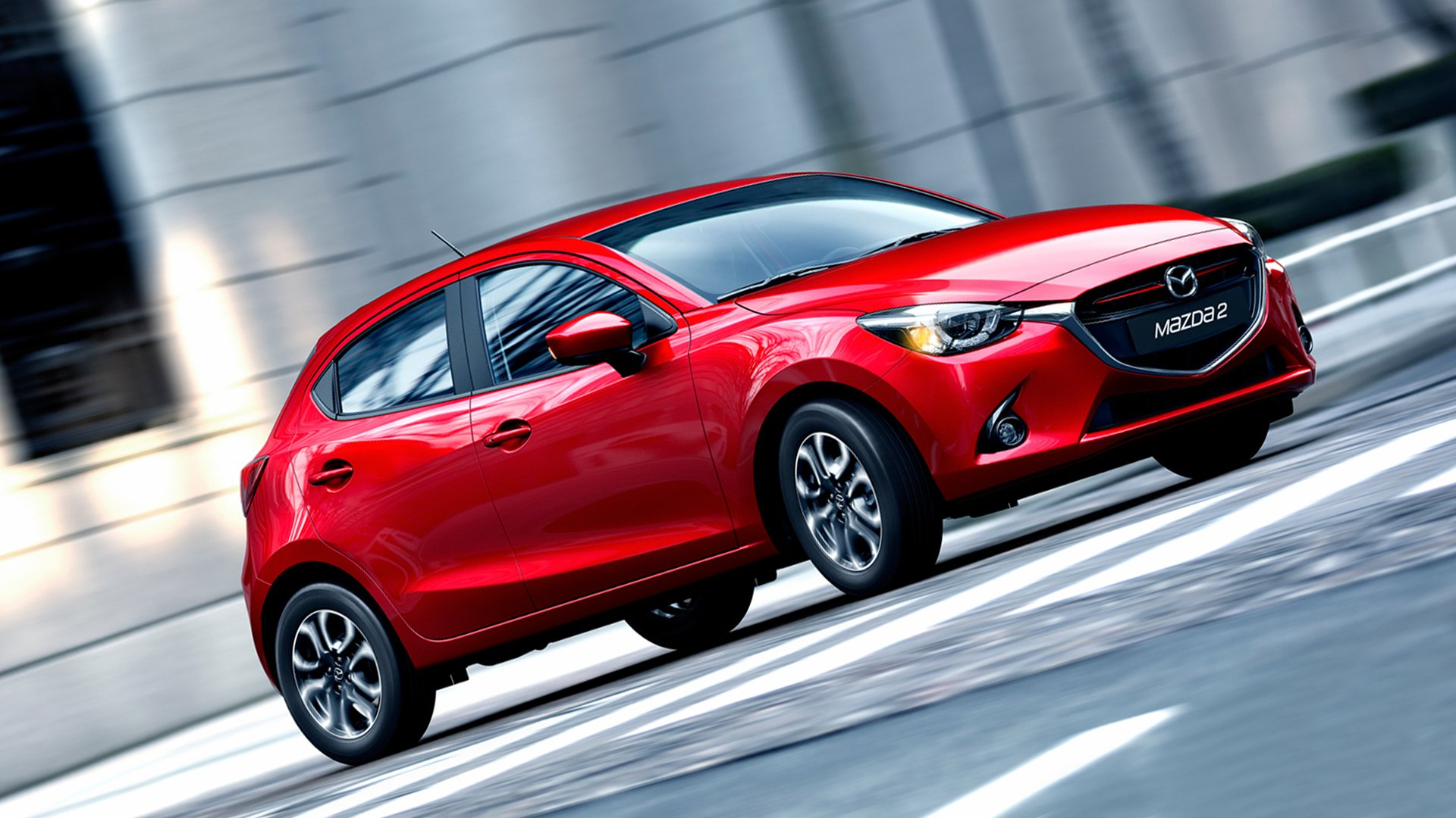 Mazda 2 2018 Rumors News HD