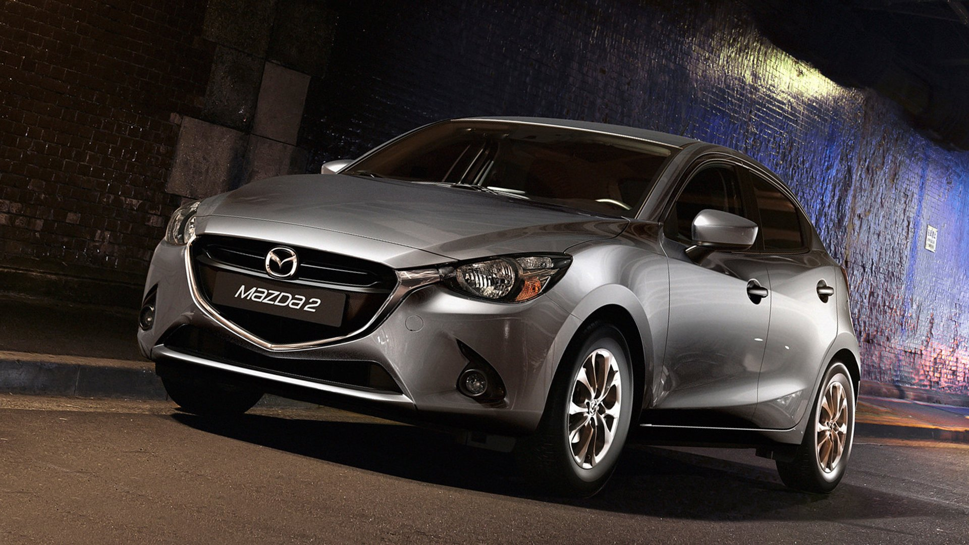 Mazda 2 Images Car HD