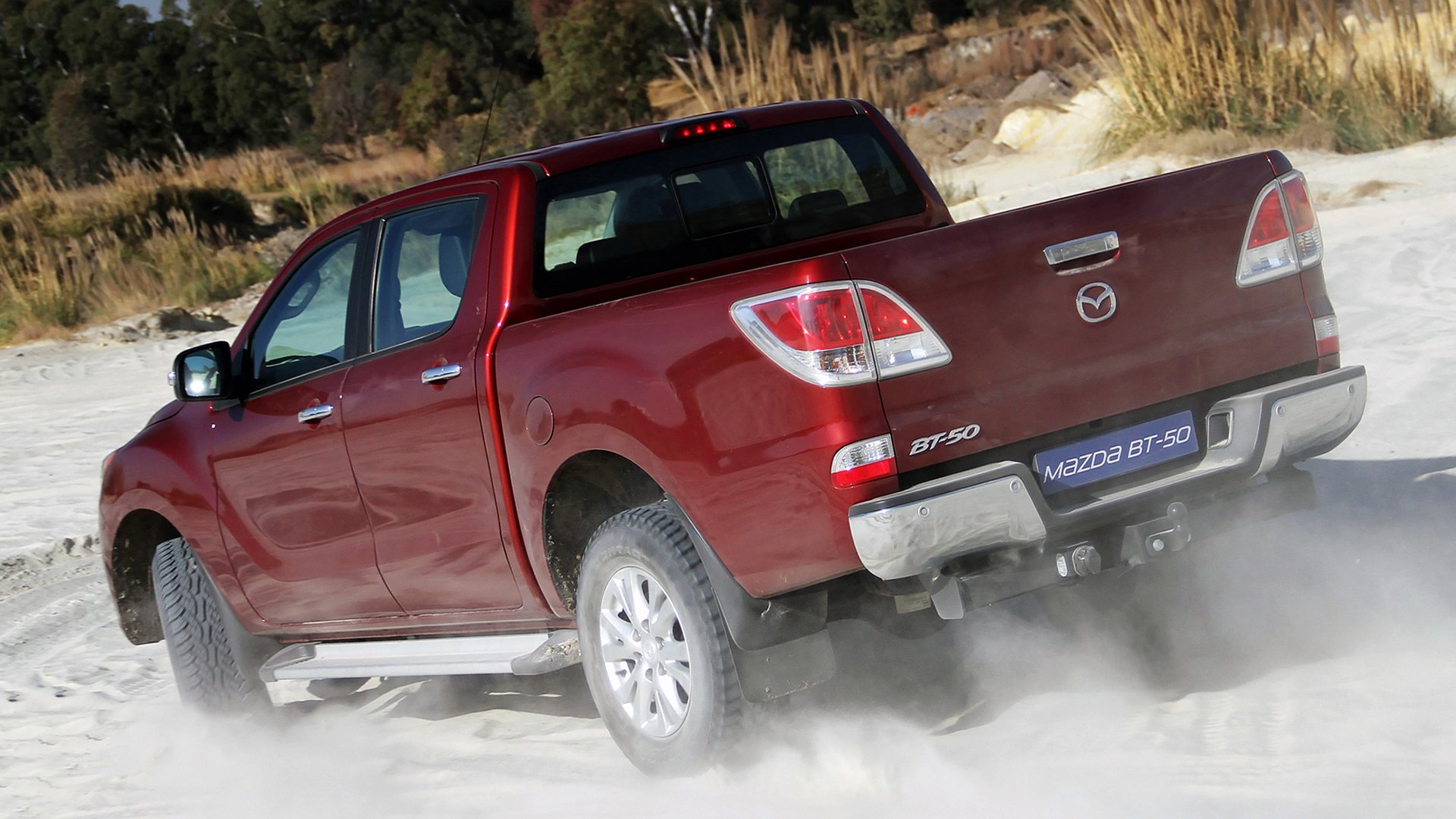 Mazda BT-50 V8 version HD