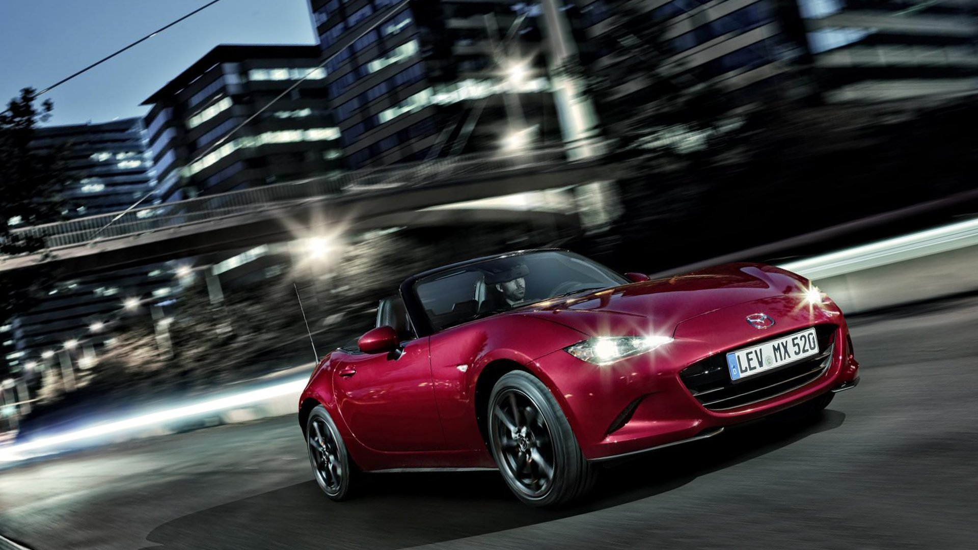 Mazda MX-5 2018 Model Pictures HD