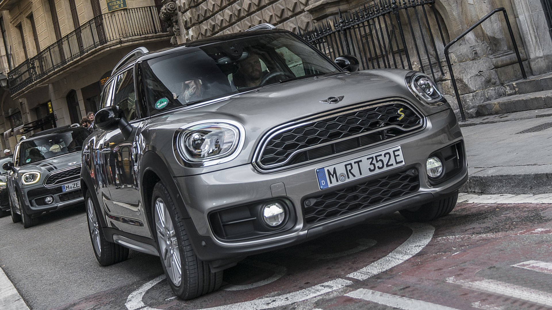 Model Updates 2019 MINI Countryman HD