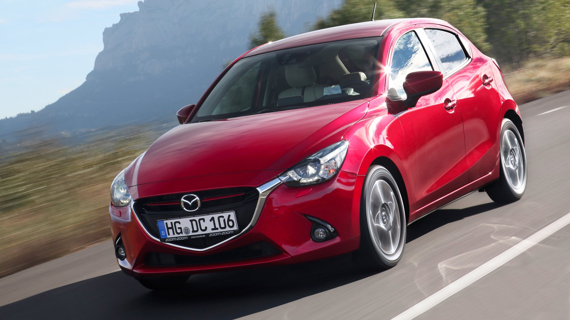 New 2018 Mazda 2 Photo Gallery HD