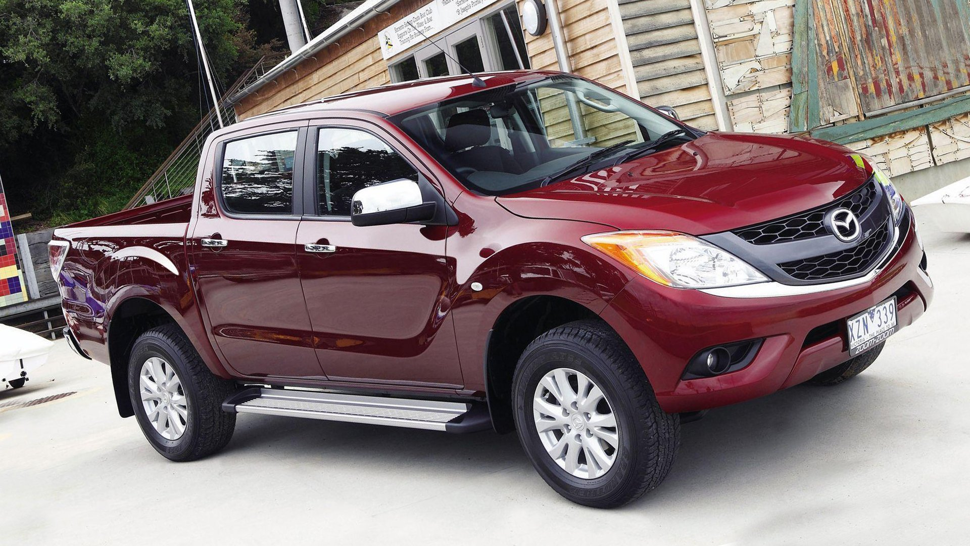 New 2018 Mazda BT-50 SUV HD
