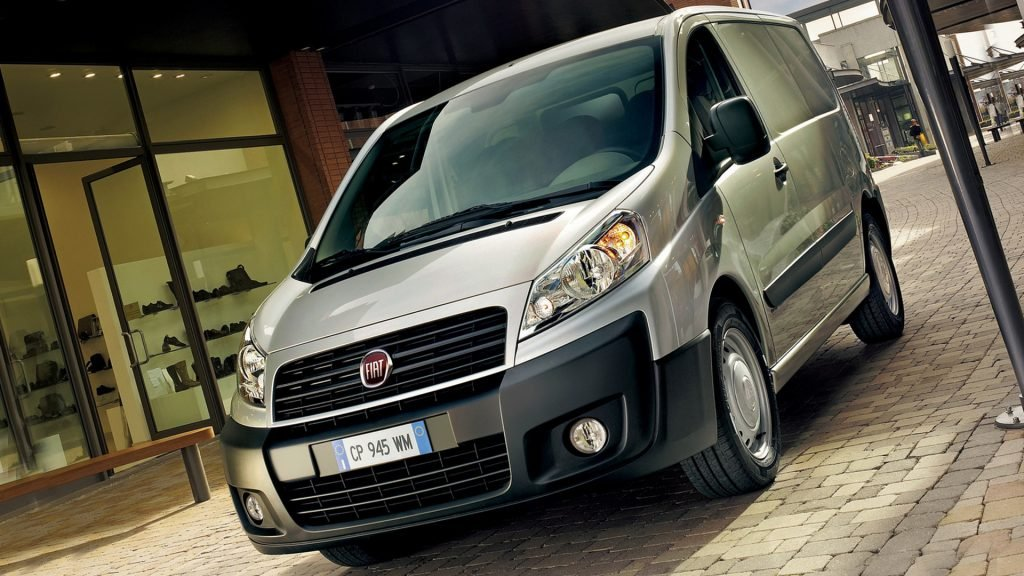New Fiat Scudo Pictures for Desktop HD