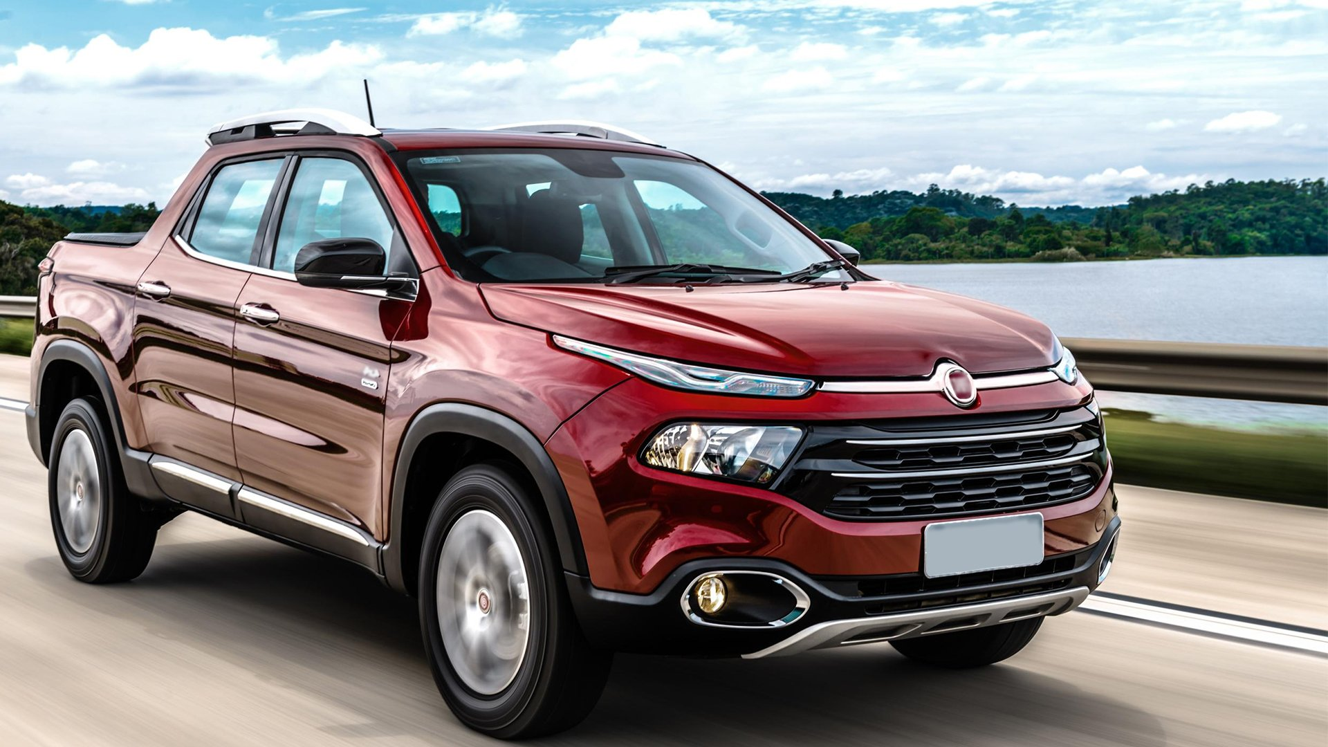 New Fiat Toro Model Updates HD