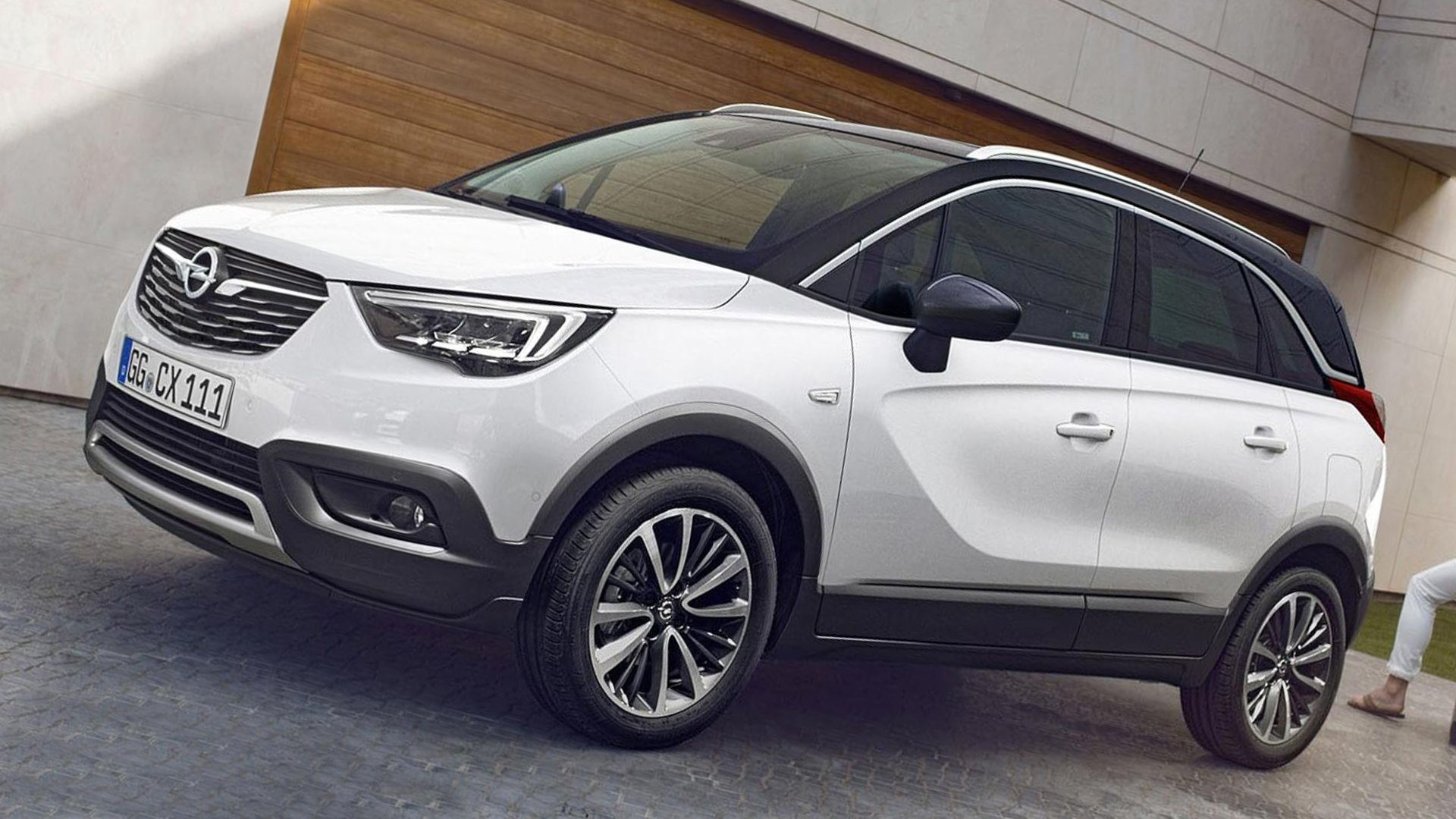 Offroad New 2019 Opel Crossland X HD