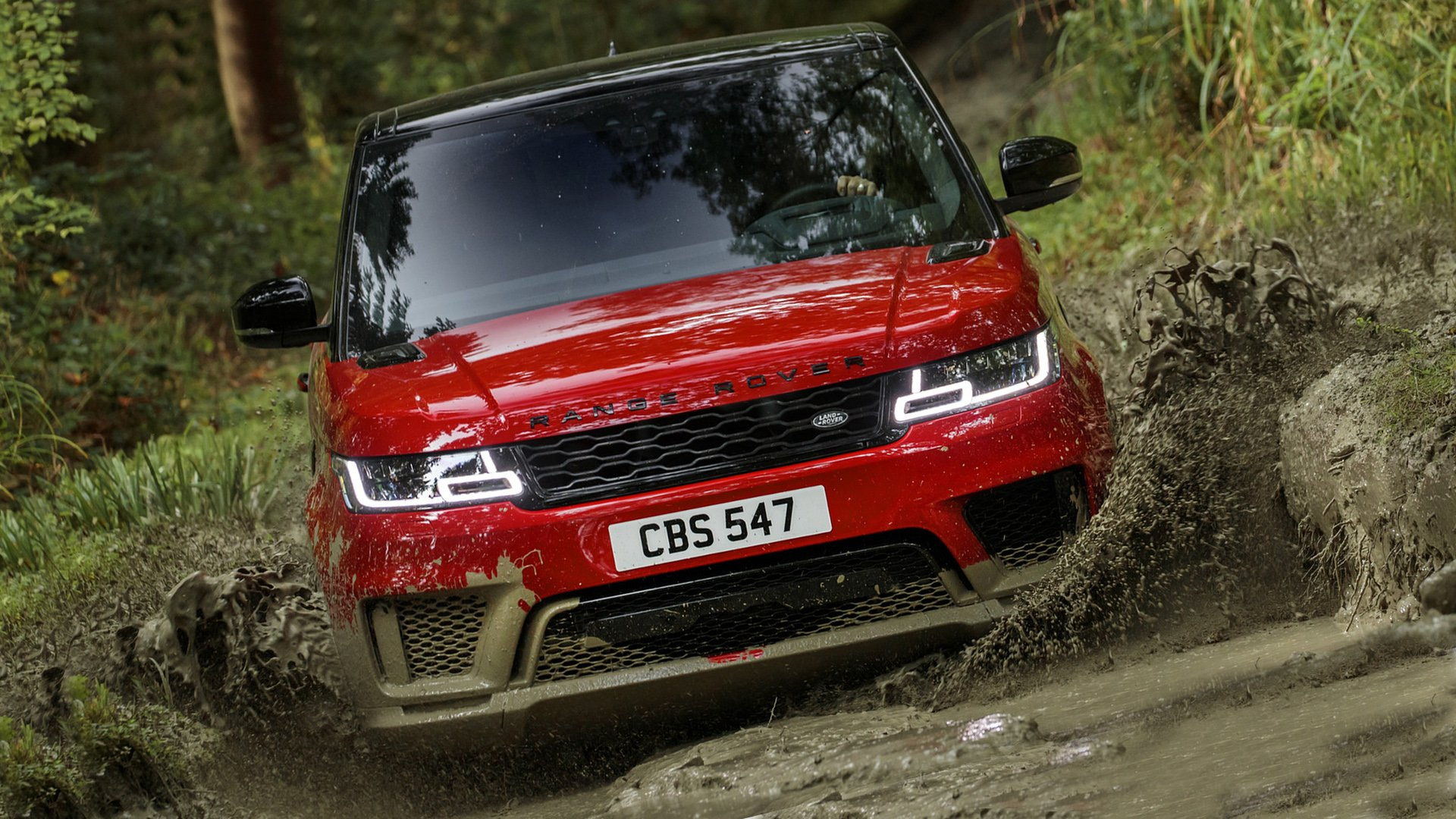 Offroad New 2019 Range Rover Sport HD