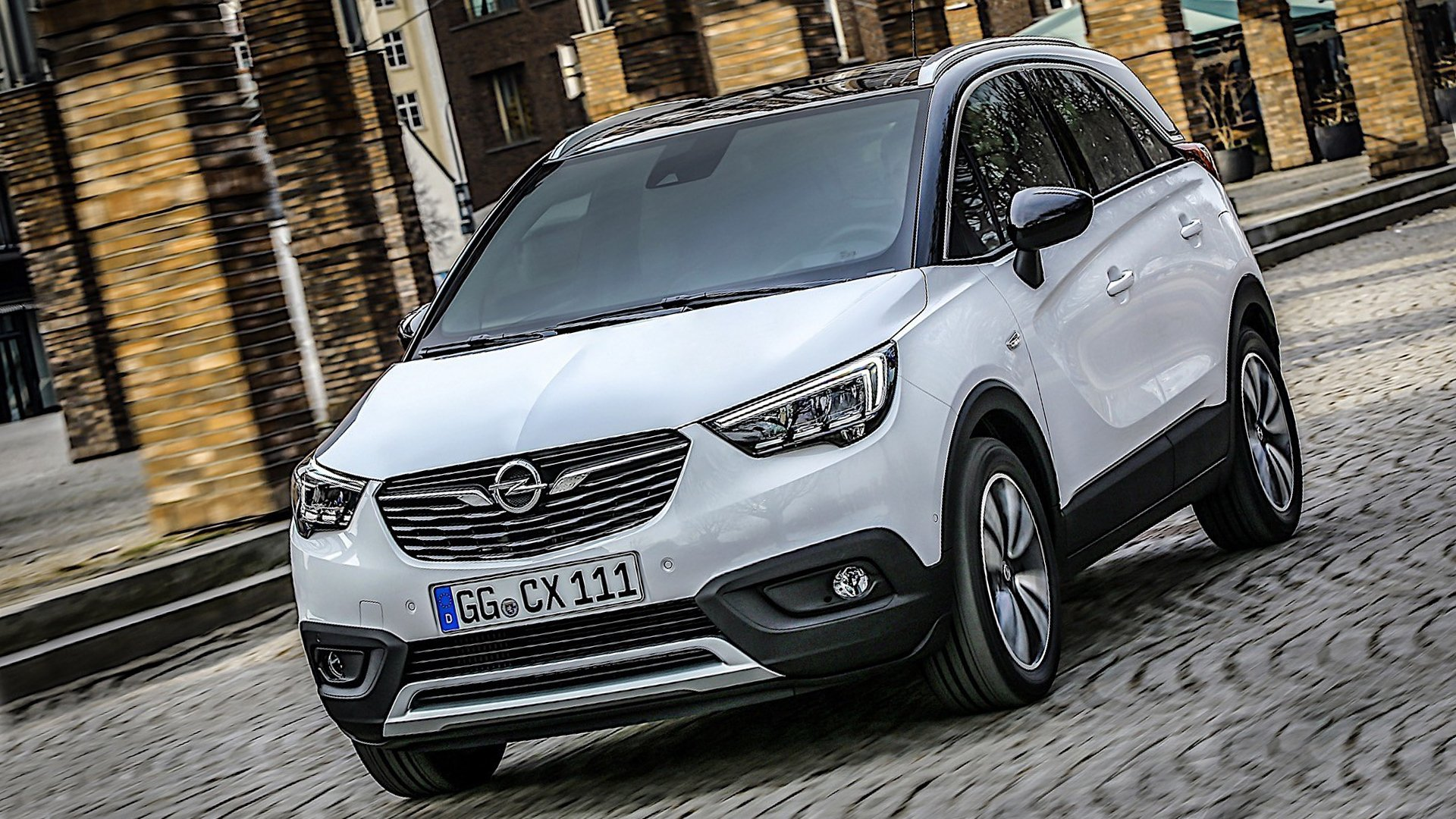 Opel Crossland X Diesel or Gasoline HD