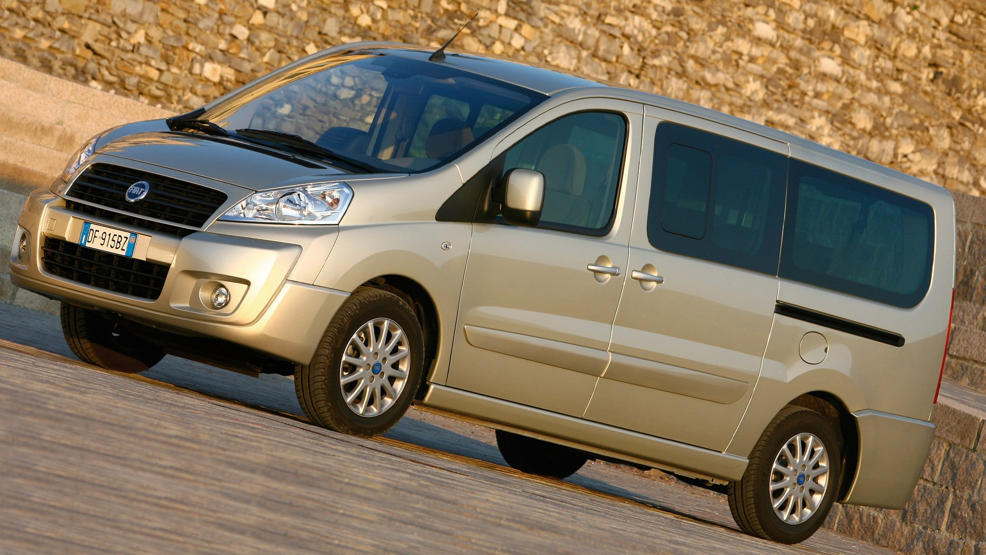 Photo Gallery Fiat Scudo HD