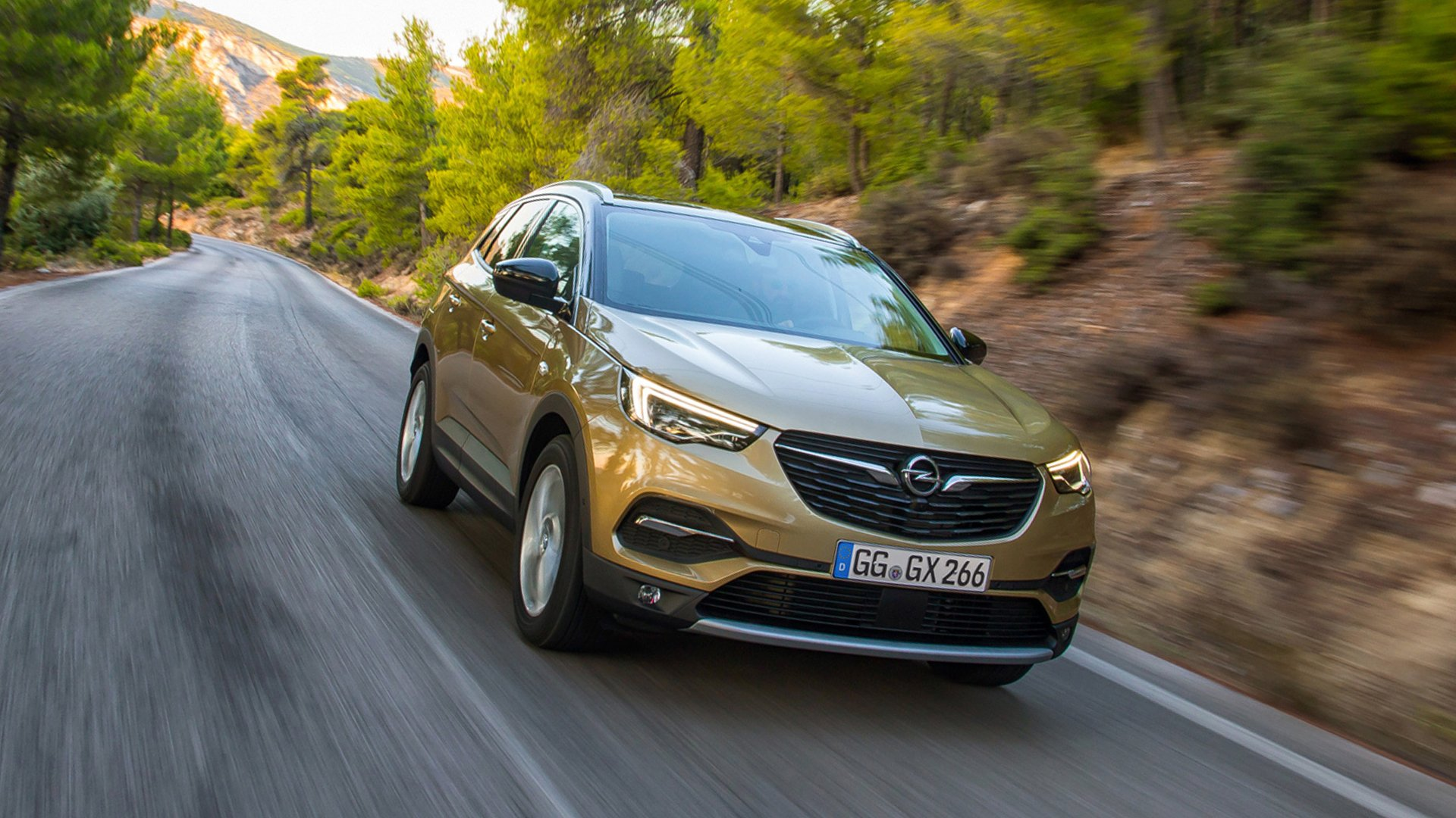 Photo Gallery Opel Grandland X HD