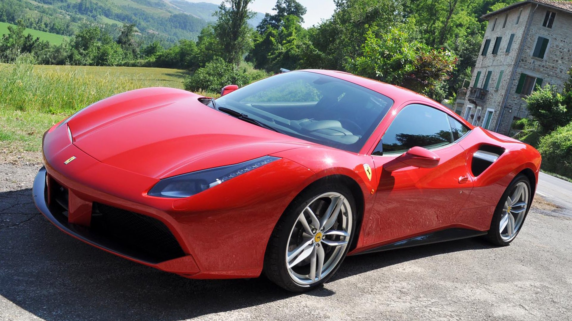 Price Ferrari 488 GTB HD