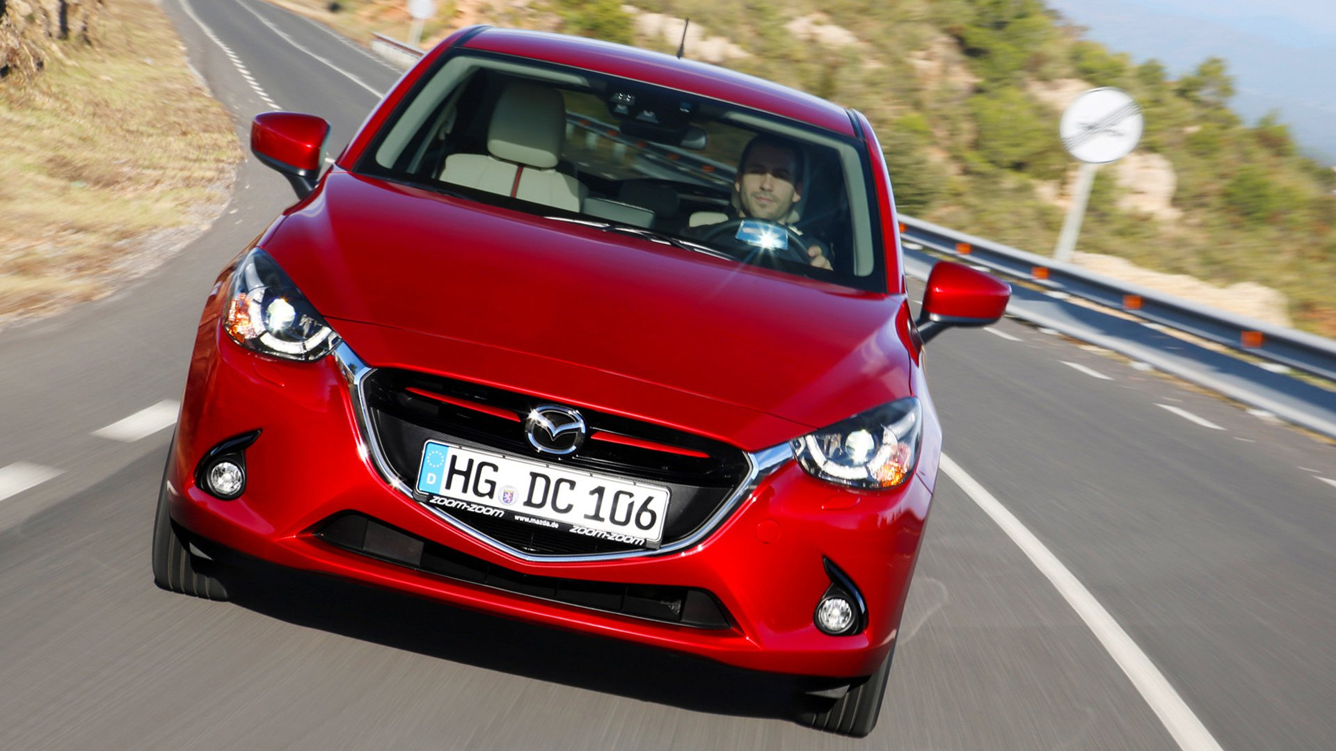 Sedan Cars Models Mazda 2 New HD